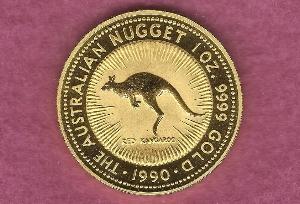 Australian Nugget Goldmünzen kaufen